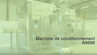 Atia Industrie - Machine de conditionnement A9000 - Atia Industrie